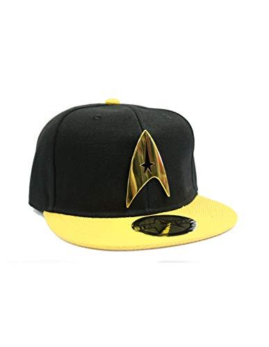 Casquette Star Trek - Kirk Yellow