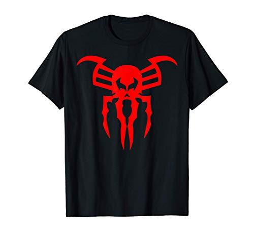 Marvel Spider-Man Edge Of Time Video Game Logo Camiseta