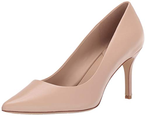 ALDO Women's Coronitiflex Dress Heel Pump, Bone, 8.5