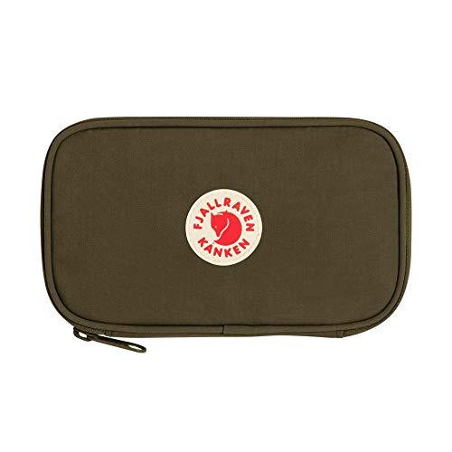Fjällräven Kånken Travel Wallets and Small Bags, Green, 19 cm