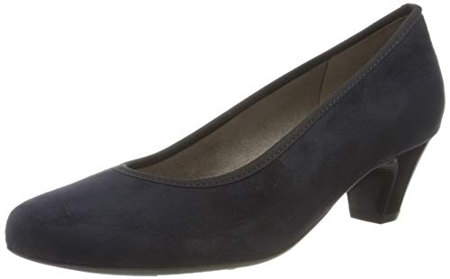 ara Damen AUCKLAND Pumps, Blau (Navy 74), 37 EU(4 UK)