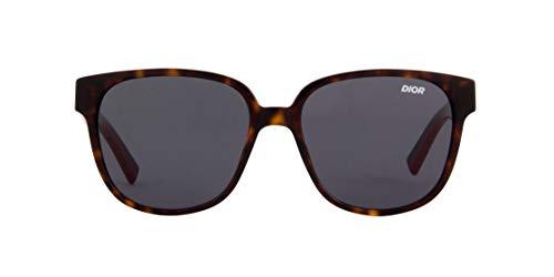 Dior Gafas de sol DIORFLAG1 086/IR de la habana gris tamaño de 55 mm gafas de sol hombre
