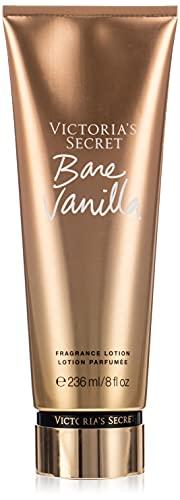 Victoria's Secret Bare Vanilla Fragrance Body Lotion, Almond, 236 Mililitro