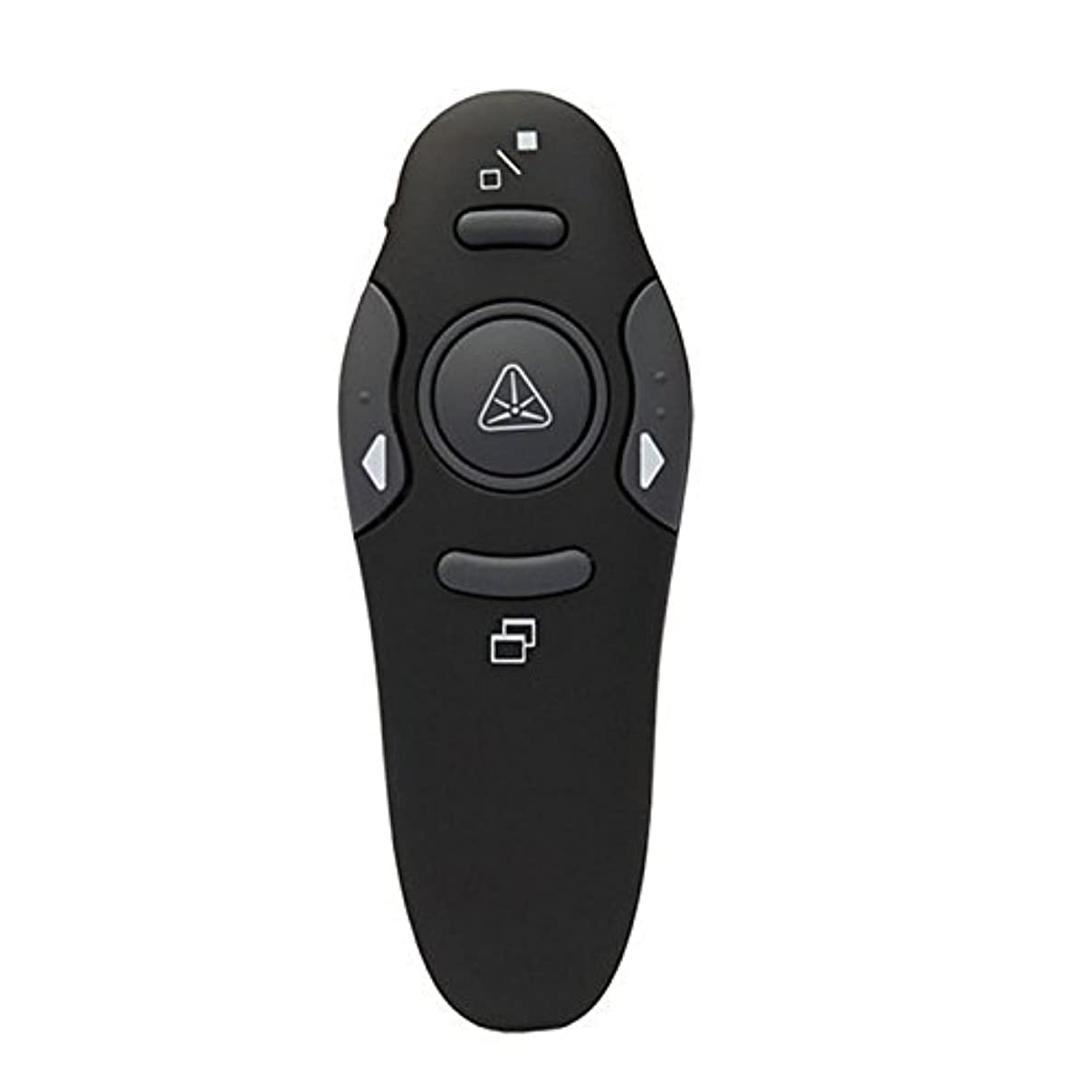 Onewell 2.4GHz Wireless Presenter USB Remote Control Presentation Mouse Laser Pointe H52