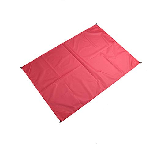 Wasserdichte Taschen-Picknickdecke Faltbare Campingmatte Tragbare Tragbare Outdoor-Picknick-Mehrfarben Optional 200 Cm * 140 Cm