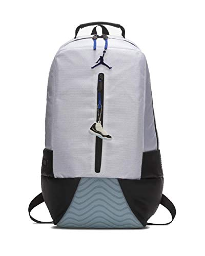 Jordan New Other Retro 11 Basketball Back Pack (One Size, White)