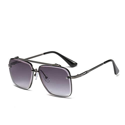 enioysun Gafas De Sol Aviador Gafas de Sol polarizadas polarizadas para Hombres y Mujeres de Las Mujeres. (Lenses Color : D)