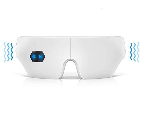 XHDMJ Dampf Hot Augenmaske atmungsaktiv USB-Lade Hilfe Schlaf-Shading Wärmeschutz zu entlasten Ermüdung der Augen Can Connect Buletooth 180 Grad Faltbare