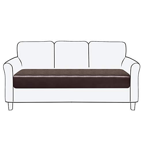subrtex Funda para sofá de piel sintética elástica de pol