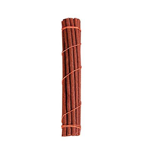 Vigcebit Varitas De Incienso, Incense Sticks Tibetano Hechas A Mano En El Palacio De Potala (6,10 Pulgadas, 22 Piezas / 10,04 Pulgadas, 18 Piezas)