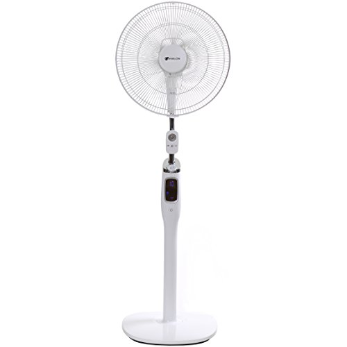 AVALON High Velocity 16 Inch DC Stand Fan with Super Silent...