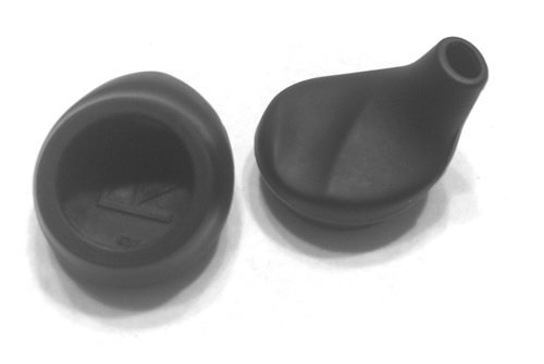 Replacement Yurbuds Earbuds Covers Size 7 Large Black
