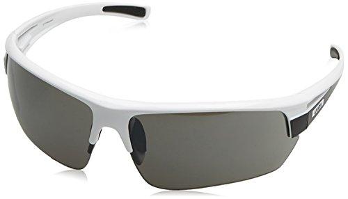 Uvex Erwachsene Sportsonnenbrille Gravic Sportbrille, White/Black Mat, One size