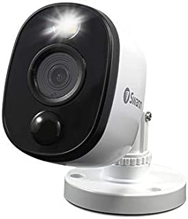 Swann SWPRO-1080MSFB BNC add on/Replacement Camera 1080P with Sensor Warning Light, Requires Certain Swann DVR to Work, See Details for Compatibility