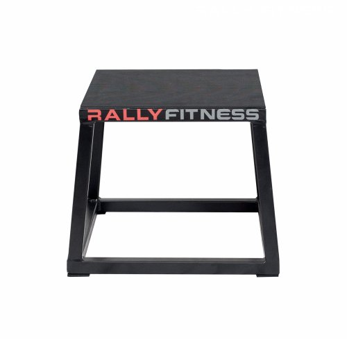 Rally Fitness Heavy Duty Plyometric Box 12'