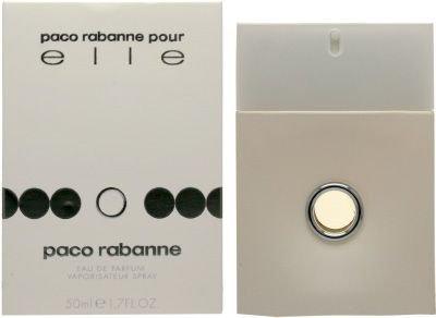 Paco Rabanne Pour Elle by Paco Rabanne Eau de Parfum Spray 50ml