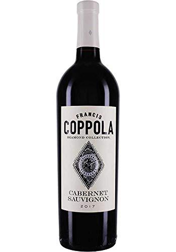 Francis Ford Coppola Diamond Collection Ivory Cabernet Sauvignon 2017 trocken (0,75 L Flaschen)