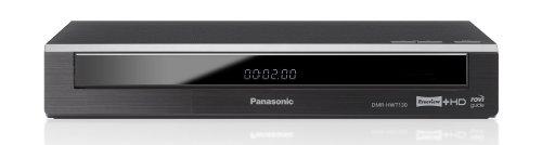 Panasonic DMR-HWT130EB - Grabadora Inteligente (500 GB, Incluye sintonizadores Twin Freeview + (no una grabadora BLU-Ray o DVD)