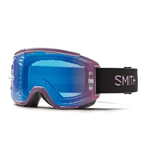 Smith Squad MTB ChromaPop Goggle Mauve/Contrast Rose Flash, One Size