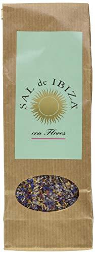 Sal de Ibiza Granito con flores, Meersalz mit Blüten, 150 g