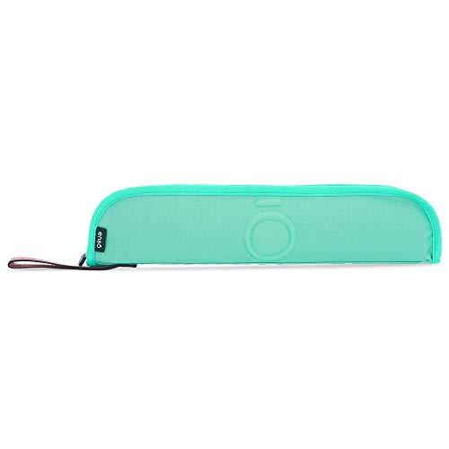 Enso Basic Porta Flauta Verde 37x9x2 cms Poliéster
