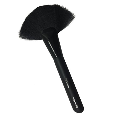 Moi Moises Campo Pinceau de maquillage synthétique grand éventail/large 16 Lf – M·O·I Professional Collection 1 pièce 60 g
