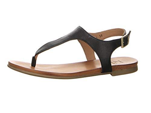 Kim Kay Damen Sandalen Sandale schwarz Gr. 38