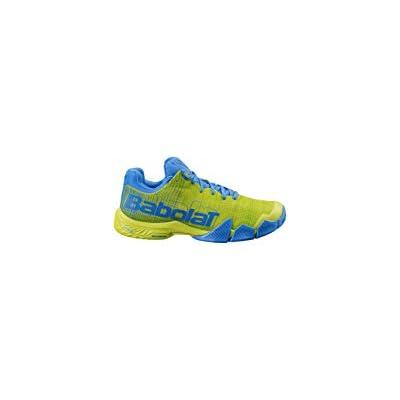 BABOLAT Jet PREMURA Men, Zapatillas de Tenis Hombre, Sulphur Spring/Blue, 42.5 EU