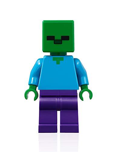 LEGO Minecraft: Zombi Mini-Figurine
