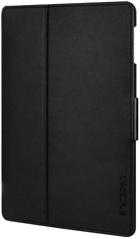high quality Incipio Lexington Hard new arrival Shell Folio Case new arrival for iPad Air, Also Compatible with iPad 5th Gen (2017) - Black sale