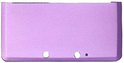 OSTENT Anti-shock Hard Aluminum Metal Box Cover Case Shell Compatible for Nintendo 3DS XL LL Color Pink