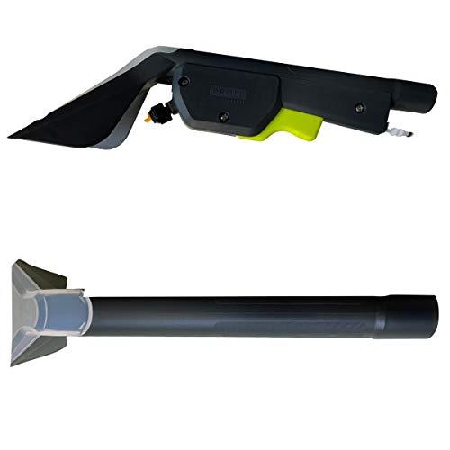 M&M Smartek Handdüse Polsterdüse aus Kunststoff, DN 32 mit Klarsichtsfenster für Kärcher Puzzi 100 Puzzi 200 Puzzi 300 Puzzi 8/1 Staubsauger