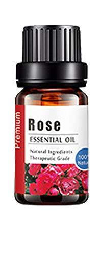 40 Verschiedene 100{49a3f8b72f788af446d0114f735adc4e2c5728fec644f6f3f55c5e80c3d892a8} naturreines ätherisches Öl 10ml naturrein ätherische Öle (Rose)