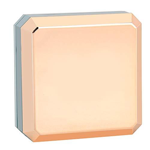Perfume sólido, ingredientes naturales - Lata de bolsillo de tamaño de viaje - El mejor aroma - Fragancia de perfume sólido de larga duración Eau De Parfum para mujeres 8g