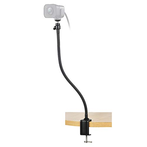 StreamCam スタンド -64cm ウェブカメラ クランプ デスクマウントアーム Logitech StreamCam C980GR C980OW,C920Nに対応する