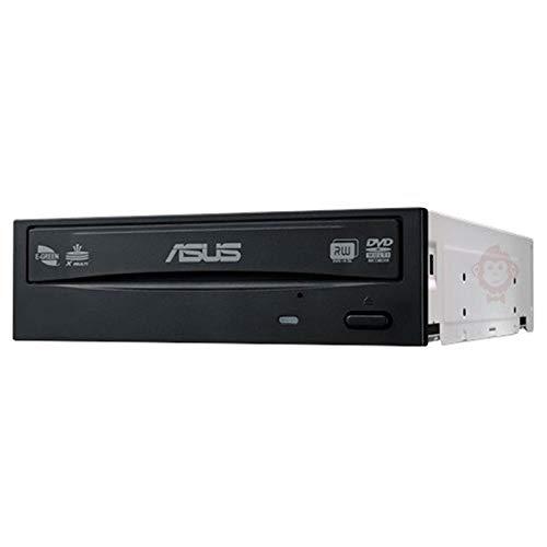 ASUS DRW-24D5MT Internal DVD Super Multi DL Black CD+/-RW, DVD+/-RW, DVD DL, 4-24 x, 145 ms DVD