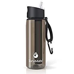 7 Best Filtered Water Bottles - Reviews & Buying Guide 2020 6