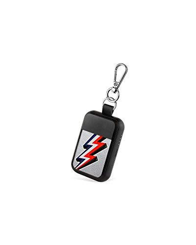 Usbepower WIPOP - Llavero Cargador KEYWI Lightning Silver
