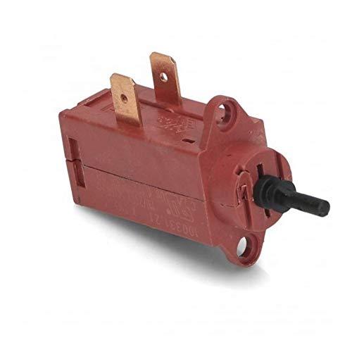 Botón termoactuador Eltek 10033114/21 aspirador Vortice
