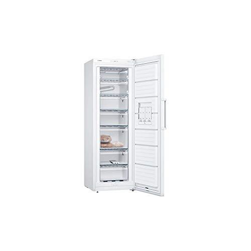 Congélateur armoire Bosch GSV33VWEV - Froid statique / 220 litres / Blanc / A++ / Pose libre