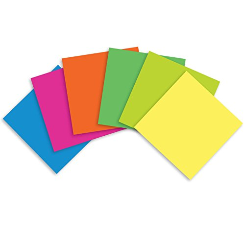 Jillson Roberts 48 Sheet-Count Solid Color Tissue Paper Available in 4 Different Assortments, Bold and Bright