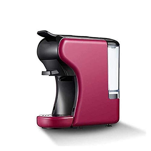 ELXSZJ XTZJ Máquina de café 3 en 1, Tetera y Cafetera para K Cup, Café molido y Hoja de té, Cafetera de Café de un Solo Servicio, Tecnología de Brewing Fast