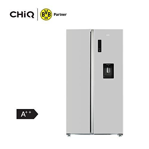 CHiQ FSS559NEI32D réfrigérateur congélateur...