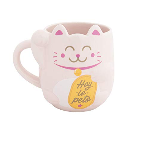 Mr. Wonderful Mok Maneki-Neko-Lucky Collection, meerkleurig, eenheidsmaat