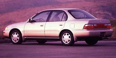 Amazon com: 1997 Toyota Corolla Reviews, Images, and Specs: Vehicles