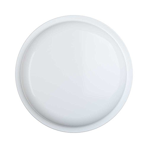 LED ronde lampe de plafond circulaire, Downlight, applique murale, éclairage intérieur, Hall Salon Cuisine Chambre salle de bain, éclairage extérieur jardin hangar porche garage atelier patio (20)