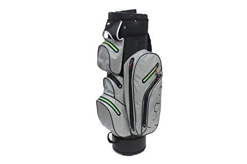 Golf Copenhagen Alma Bolsa de golf 100% impermeable, Gris - Lima.