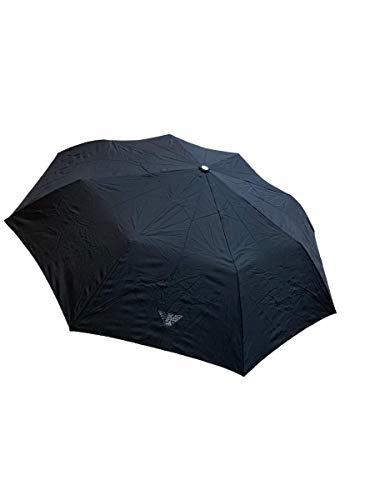 Regenschirm Unisex EMPORIO ARMANI schwarz