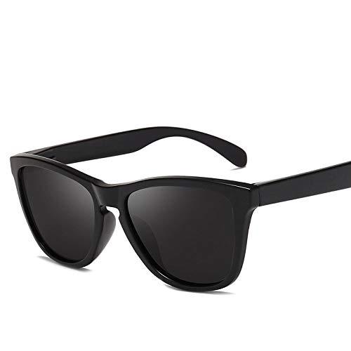 Astemdhj Gafas de Sol Sunglasses Gafas De SolRetroUnisex A La Moda,Lentes Polarizadas, Accesorios para Gafas Vintage, Gafas De Sol para Hombres/Mujeres C2Anti-UV