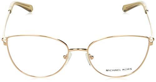 Michael Kors BUENA VISTA MK3030 Eyeglass Frames 1108-54 – Shiny Rose MK3030-1108-54